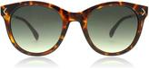 Karen Millen KM5004 Sunglasses Tortoiseshell 180 52mm