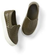 Gap Perforated slip-on sneakers