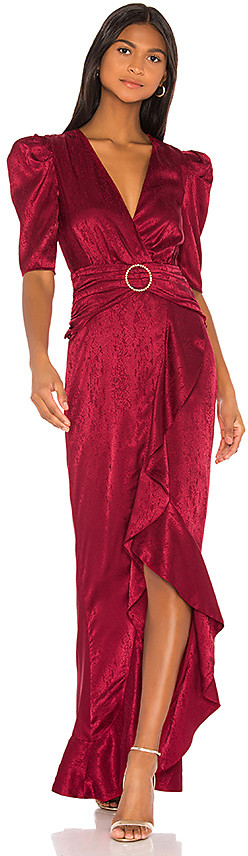 Edwin Song of Style Maxi Dress