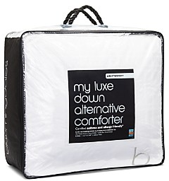 Bloomingdale's My Luxe Asthma & Allergy Friendly Lightweight Down Alternative Comforter, King - 100% Exclusive