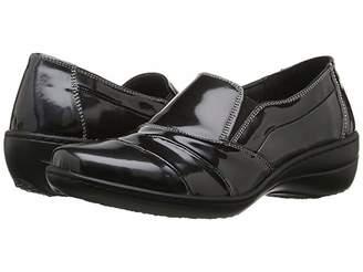 Spring Step Kitara (Bordeaux) Women's Slip on Shoes