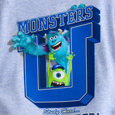 Disney Sulley and Mike Ringer Tee for Boys - Monsters University