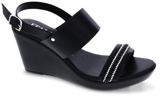 Italian Shoemakers Meriet Wedge Sandal
