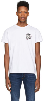 Diesel White T-Diego-J10 T-Shirt