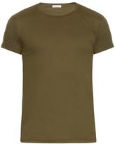 Tomas Maier Crew-neck cotton T-shirt