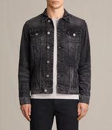 Allsaints Tocander Denim Jacket
