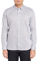 Ted Baker Giggles Extra Slim Fit Geo Print Sport Shirt