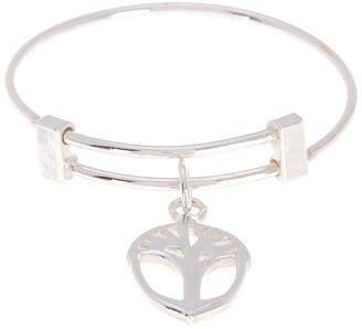 Alex and Ani Expandable Wire Unexpected Miracles Acorn Ring