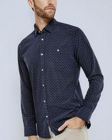 EVRYTOO Geo print shirt