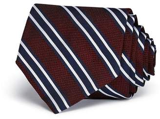 Brooks Brothers Double Stripe Classic Tie