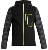 Fendi Hooded Quilted Padded Jacket