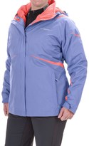 Columbia Blazing Star Interchange Jacket - Waterproof, 3-in-1 (For Plus Size Women)