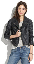 Madewell Quilted Leather Jacket