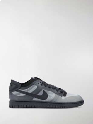 Comme des Garcons x Nike Dunk low-top sneakers