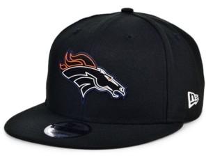 New Era Little Boys Denver Broncos Draft 9FIFTY Snapback Cap