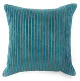 Amity Home Cheers Square Throw Pillow in Blue