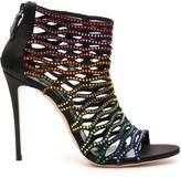 Casadei Elastic Rainbow 100 Sandals