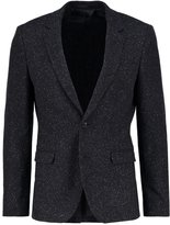 Kiomi Suit Jacket Salt And Pepper