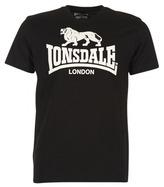 Lonsdale London LOGO Black