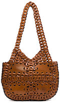 Patricia Nash Leather Chain Link Collection Giraldi Hobo Bag
