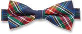 Izod Shanahan Plaid Bow Tie - Boys