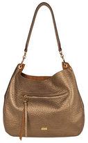 Lodis Nanda Leather Hobo Bag
