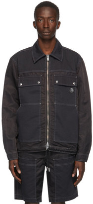 Diesel Black J-Berkley Jacket