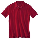 Merona Men's Big & Tall Pique Polo