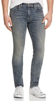 Paige Lennox Super Slim Fit Jeans in Finch