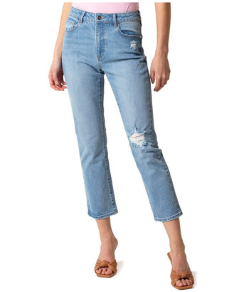 Forever New Isabel Mid Rise Straight Crop