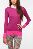 Urban Outfitters Coincidence & Chance Jane Colorblock Pullover Sweater