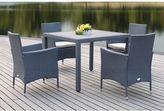 west elm Frazier 5-Piece Outdoor Dining Set
