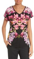 Ted Baker Women's Templi Floral Print Tee