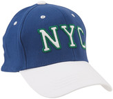 Colorblocked NYC Fitted Hat