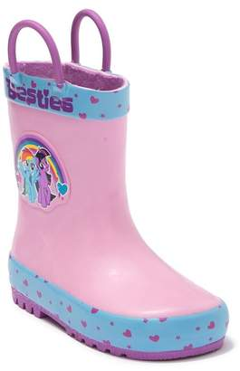 My Little Pony ESQUIRE Rain Boot (Toddler)