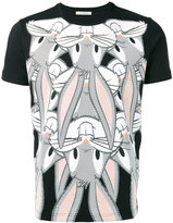 Iceberg bunny print T-shirt - men - Cotton - S
