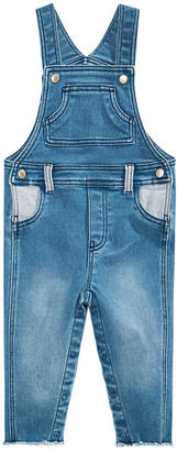 First Impressions Baby Boys Denim Overalls
