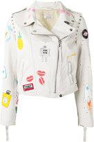 P.A.R.O.S.H. Mistic jacket - women - Sheep Skin/Shearling/Cotton - L