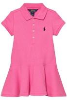 Ralph Lauren Pink Knit Dress