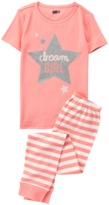 Crazy 8 Dream Girl 2-Piece Pajama Set