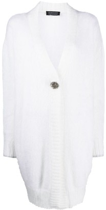Gianluca Capannolo V-neck loose fit cardigan
