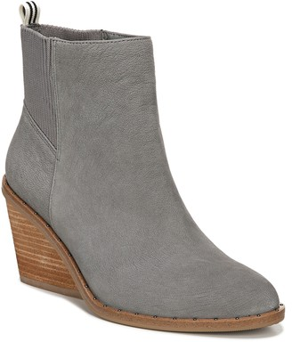 Dr. Scholl's Leather Booties - Mania
