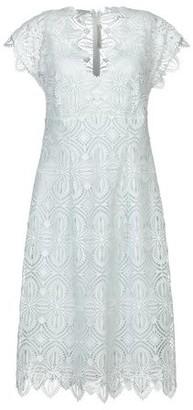Ermanno Scervino Knee-length dress