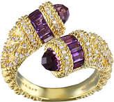 Judith Ripka 14K Clad Choice of Zodiac Ring