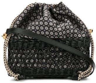 Etro Basket Bucket Bag