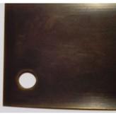 clear Hortencia 3-Light Lantern Head 17 Stories Finish: Antique Bronze, Shade Type