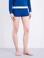 Calvin Klein Modern Cotton cotton-jersey shorts