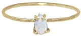 Melissa Joy Manning Opal Stacking Ring - Yellow Gold