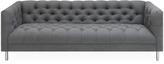 Jonathan Adler Cambridge Grey Baxter Sofa