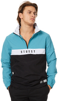 Stussy Surfman Mens Jacket Black